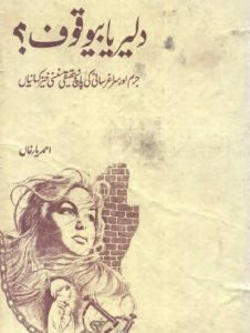 Dlair Ya Bewakoof Novel By Ahmed Yar Khan 1