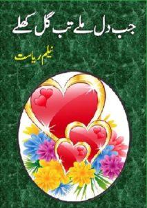 Jab Dil Mile Tab Gul Khile By Neelam Riasat 1