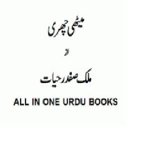 Meethi churi by Malik Safdar Hayat 1
