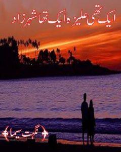 Aik Thi Aleeza Aik Tha Sheharzad By Nighat Seema 1