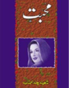 Mohabbat Novel By Shaheena Chanda Mehtab 1