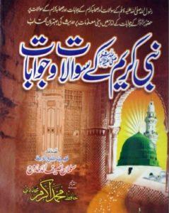 Nabi e Kareem Ke Sawalat O Jawabat by Shaikh Salman Naseef 1