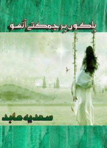 Palkon Per Chamakte Ansoo Novel By Sadia Abid 1
