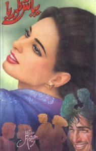 Pyas Ka Darya Novel By Raheem Gul 1