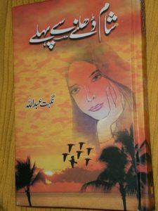 Shaam Dhalne Se Pehle By Nighat Abdullah 1