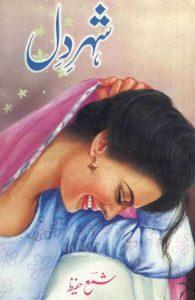 Shehr e Dil Novel By Shama Hafeez 1