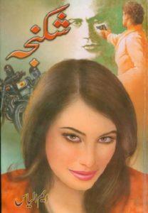 Shikanja Novel Urdu By M Ilyas 1