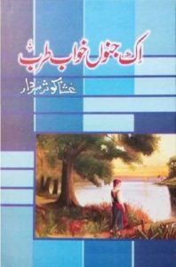 Ek Junoon Khwab Tarab By Ushna Kausar Sardar 1