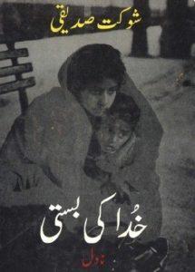 Khuda Ki Basti Novel By Shaukat Siddiqui 1
