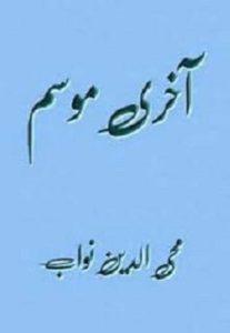 Aakhri Mausam Novel By Mohiuddin Nawab 1