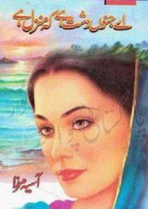 Aye Junoon Dasht Hai Kay Manzil Hai By Aasia Mirza 1