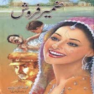 Zameer Farosh By Malik Safdar Hayat 1