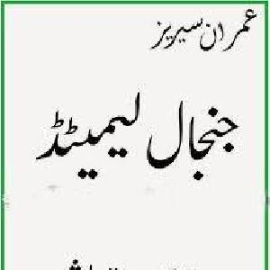Janjal Limited Imran Series by Mushtaq Ahmed Qureshi 1