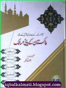 Pakistan Ke Deeni Masaalik By Saqib Akbar Book 1