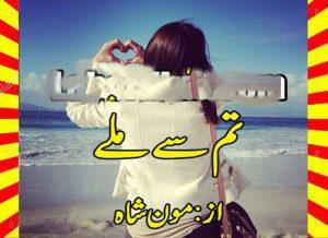 Tum Se Milay Urdu Novel By Moon Shah 1