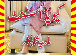 Cupid Assistant Urdu Novel By Maria Shahkar Last Episode 1
