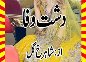 Dil E Khakrob Urdu Novel By Tehreem Jameel 1