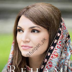 Reham Khan by Reham Khan 1