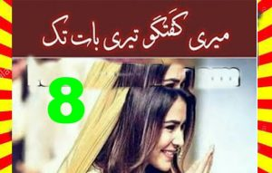 Meri Guftagu Teri Baat Tak Urdu Novel By Shazmin Mehdi Episode 8 1