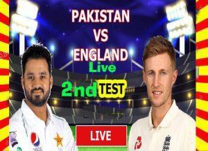 Pakistan vs England 2nd Test Southampton 13 Aug 2020 Live and Highlights 1