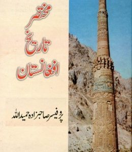 Mukhtasir Tareekh e Afghanistan By Prof Hamidullah 1