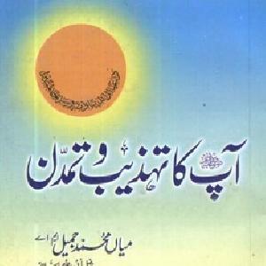 Aap S.A.W Ka Tahzeeb wa Tamaddon by Imam Ibn e Qayyim Al-Jozia 1