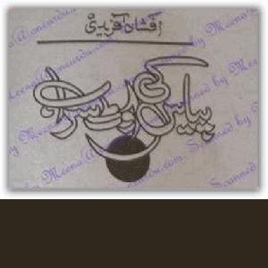 Piyas ki aut sarab by Afshan Afridi 1