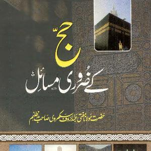 Hajj kay Zaroori Masail by Maulana Abdur Rauf Sakharvi 1