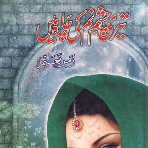 Teri Chasham e Nam ki Chah Main by Zumar Naeem 1
